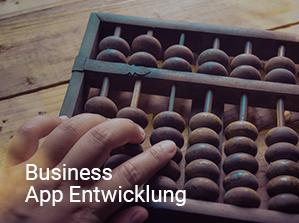 Business App Entwicklung