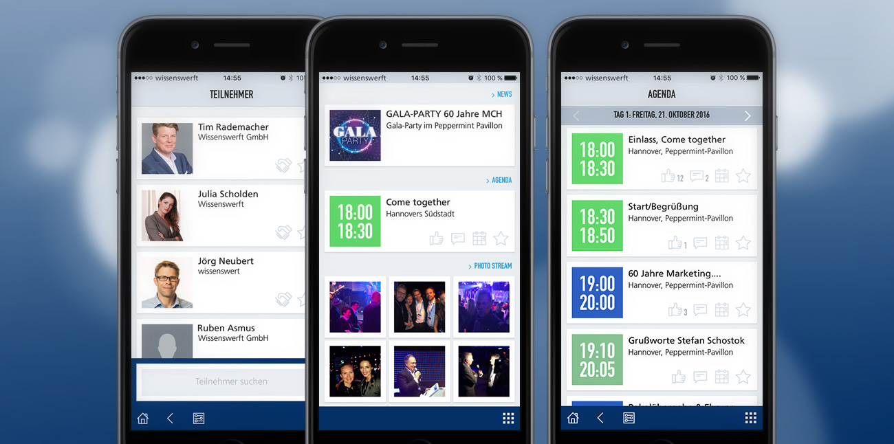 Event_Kongress_App_Loesungen_AppEntwicklung_wissenswerft_Hannover
