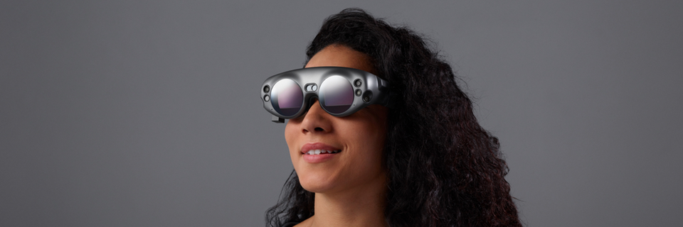 Magic Leap One Lightwear 2