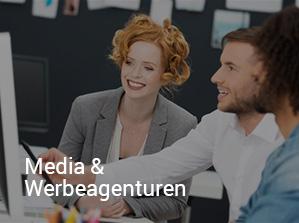 Media- & Werbeagenturen